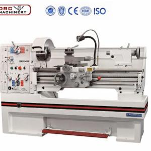 DRC CM6241V table top cnc enginge lathe,metal cutting horizontal cnc lathe machine price
