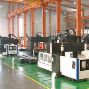 metal cutting horizontal cnc lathe machine