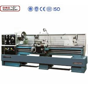 manufacturer DRC C6266A high precision metal bench lathe light duty lathe machine for making threads