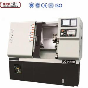 DRC LC-H360 High Quality Low Cost Slant Bed CNC Lathe Machine with siemens