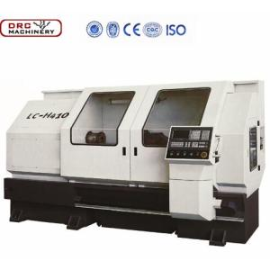 DRC Flat bed CNC lathe LC-H560 horizontal cnc lathe machine for making oil mining pipe threads