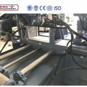 CNC metal cutting band saw