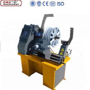 Hohe Qualität Günstige DRC595A automatische Felge Richtdrehmaschine aus China