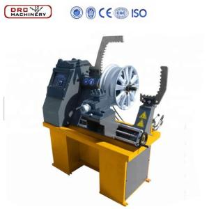 High quality Cheap DRC595 automatic rim straightening lathe machine from China