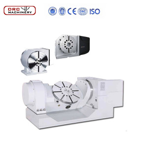 CNC powerful large aperture rotary table