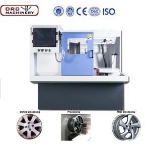 Cheap High Quality Wheel Repair lathe DRC-LSB200 Wheel Repair cnc lathe for car wheel retreading machine