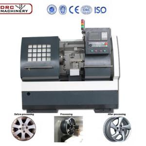 DRC 30 China Cheap High QualityCNC Small Type Wheel Repairing Lathe