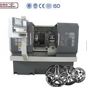 DRC20AA Cheap High Quality Small Type Alloy Wheel Repairing Cnc Lathe Machine,On Car Brake Lathe