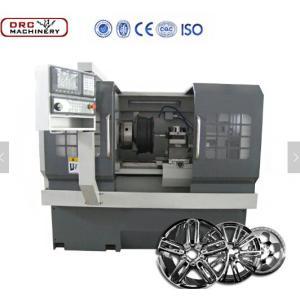 DRC20AA Günstige Hohe Qualität Kleine Art Leichtmetallrad Reparatur Cnc-drehmaschine, Auf Auto-drehbank