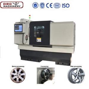High quality Cheap car wheel repairing lathe machine DRC22A diamond cut wheel machine