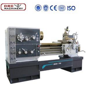 FANUC High Quality CNC Turning Lathe CDE6140A Flat Bed CNC Lathe Machine Price
