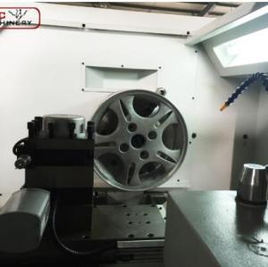 Сплав колеса полировальный станок DRC22 ЧПУ малый тип колеса автомобиля ремонт токарный станок с ЧПУ
