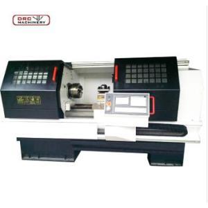 Высокая точность подшипник токарный станок с ЧПУ CKA6163 ЧПУ плоская кровать токарный станок с ce