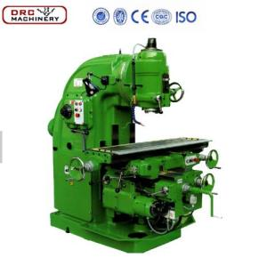 Universal lifting table milling machine X6132 horizontal drilling milling machine