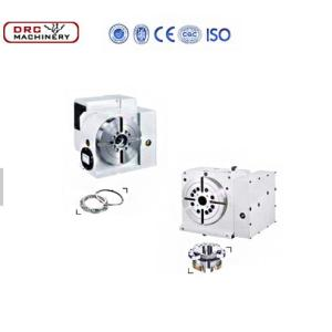 CNC milling machine vertical rotary table
