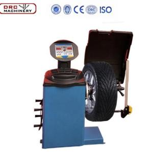 High quality Precision Wheel Balancer Machine DRC-05 Wheel Alignment/tyre balancer machine