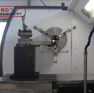 CNC Alloy Wheel Repair Lathe