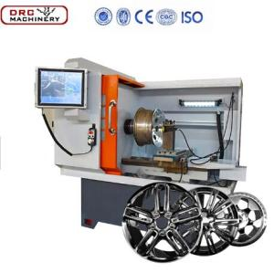 wheel repair machine car alloy DRC20QQ CNC Alloy Wheel Repair Lathe