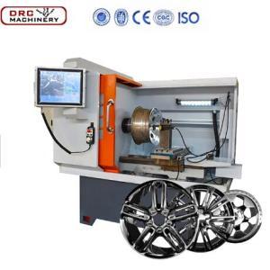 wheel repair machine car alloy DRC20QQ CNC Alloy Wheel Repair Lathe