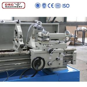 metal gear heavy duty lathe machine