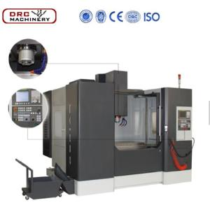 vertical machining center for metal