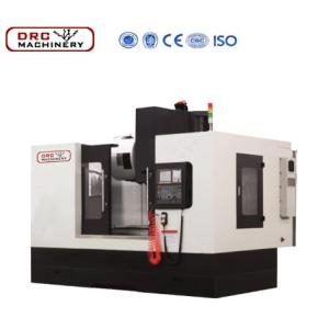 vertical machining center for mold processing