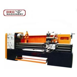 Big spindle bore horizontal metal lathe machine