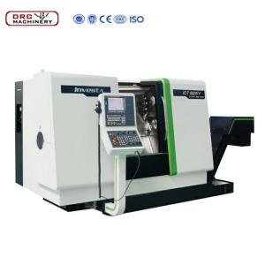 Mini CNC Lathe Machine for Mini Precision Parts