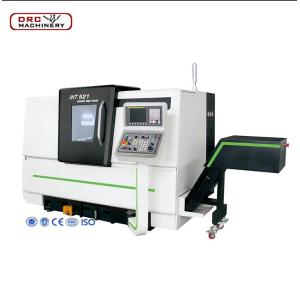 metal slant bed spinning turning cnc lathe machine