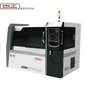 Metal Turning Lathe Machine Strong Cutting Force Metal CNC Lathe