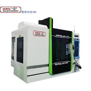 CNC milling machining center fanuc controller
