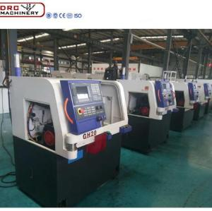 Linear Guideway CNC Lathe Machine