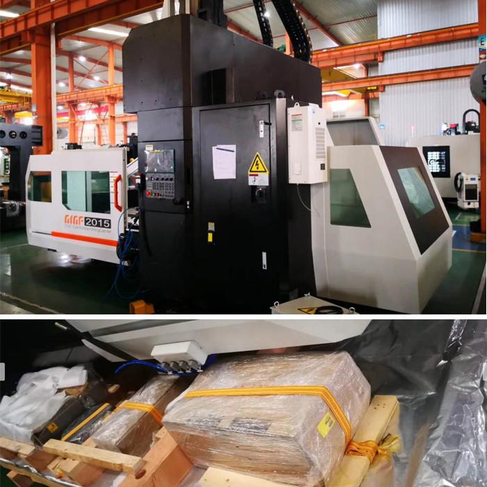 cnc machining centers preice