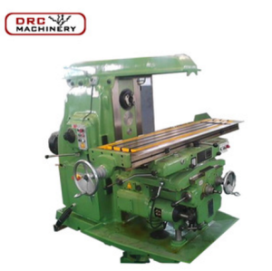 DRC Brand Best Selling X6132 Small Universal Horizontal Lathe Equipment Metal Milling Machine Price For Sale