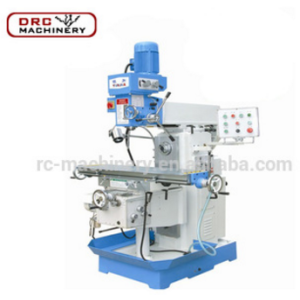 DRC Brand Best Selling X6328A Small Conventional Milling Machine Price For Sale