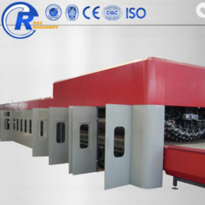 THP1307 Flat Glass Tempering Furnace / Toughened Glass Machinery