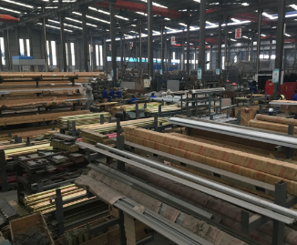 Small Tempered Glass Production Line Furnace