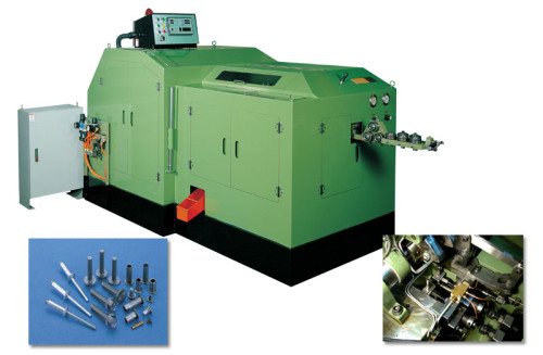 Two Die Two Blow Bolt Cold Heading Machine MWBF Series