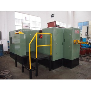 Three Die Three Blow Bolt Cold Heading Machine MWBF Series