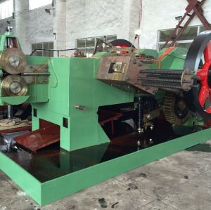 SJZ Series 1-Die-2-Blow Cold Heading Machine