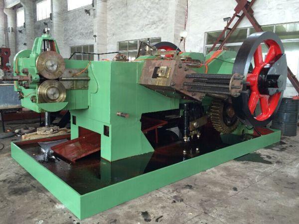 1-Die-2-Blow Cold Heading Machine MWZ Series
