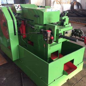 1-Die-2-Blow Cold Heading Machine MWZ Series