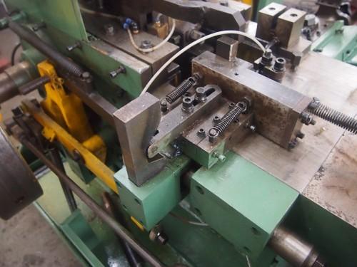 2-Die-3-Blow Cold Heading Machine MWZM Series