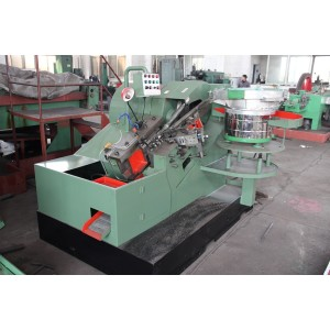 SJTR Series Thread Rolling Machine