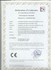 Dynamometer CE Certificate