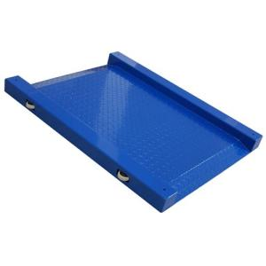 Single Deck Floor Scale Integral Ramp