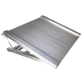 Washdown Stainless Steel Floor Scale