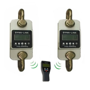 Double Channel Wireless Dynamometer