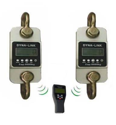 Double Channel Wireless Dynamometer