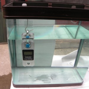 Waterproof Dynamometer